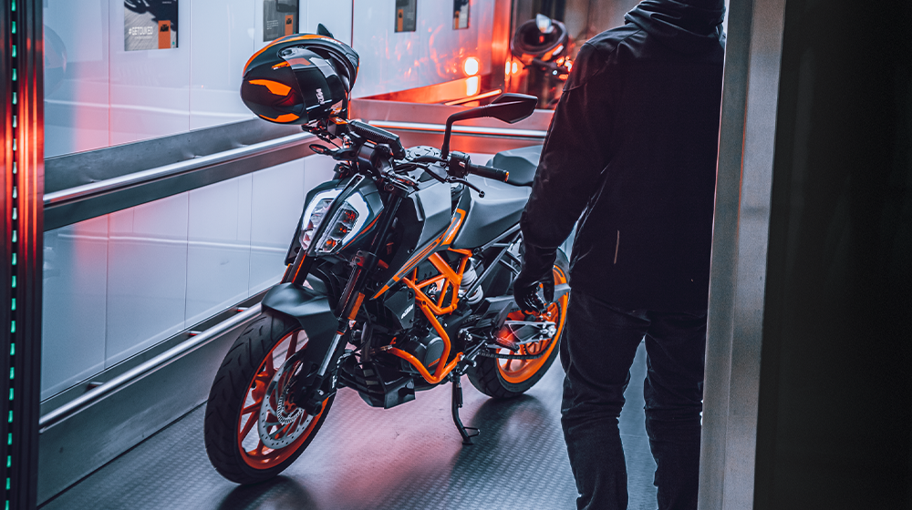 KTM 125 DUKE - NOW EVEN BETTER