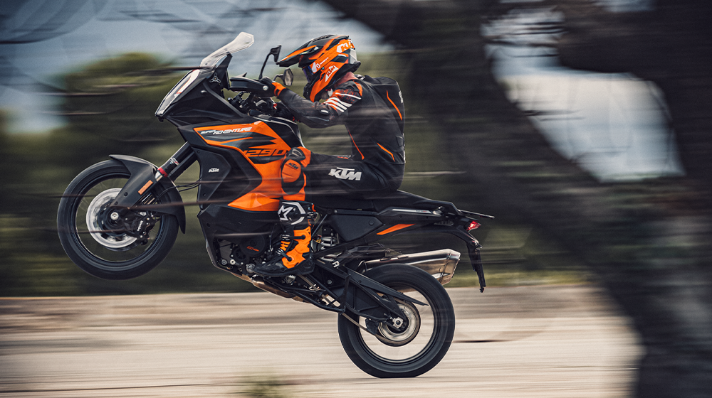 NEW! KTM 1290 Super Adventure S