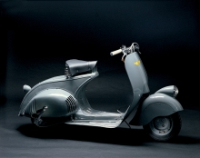 Vespa  - one of the best designs from the past 100 years.