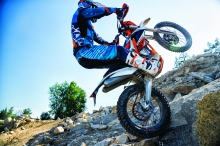 NEW KTM FREERIDE 250 F IS ARRIVING IN DEALERS NOW